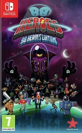 88 Heroes: 98 Heroes Edition SWITCH