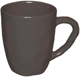 Bradley Organic Ceramic Cup 11cm Brown 24pcs