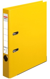 Herlitz Max File A4/5cm Yellow
