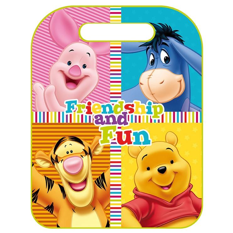Disney Winnie The Pooh 9505 Back Seat Protector
