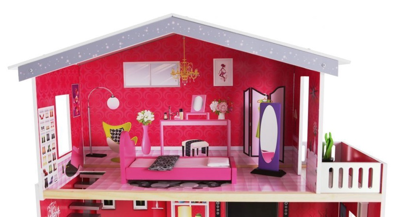Lėlės namas EcoToys  Malibu 4118