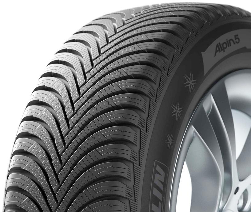 Žieminė automobilio padanga Michelin Alpin 5, 215/50 R17 95 V XL