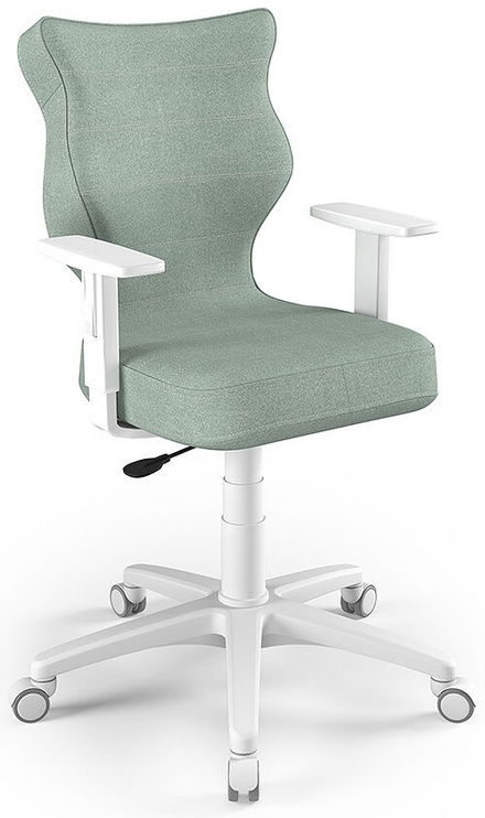 Entelo Office Chair Duo White/Mint Size 6 DC20