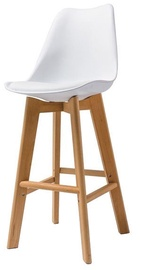 Signal Meble Kris H-1 Bar Stool White