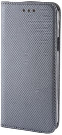 Forever Smart Magnetic Fix Book Case For Nokia 8 Grey