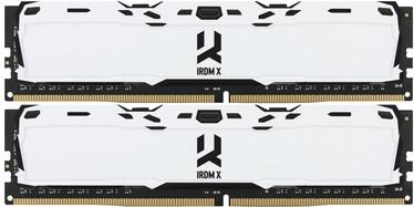 Goodram IRDM X 16GB 3000MHz CL16 DDR4 White KIT OF 2 IR-XW3000D464L16S/16GDC