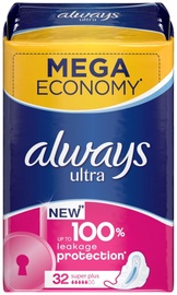 Always Ultra Super Plus Pads 32pcs