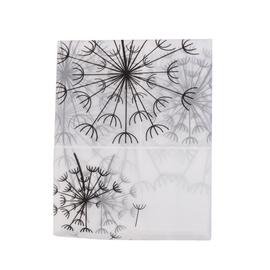 Vonios užuolaida Ridder Moonflower, 200 x 180 cm