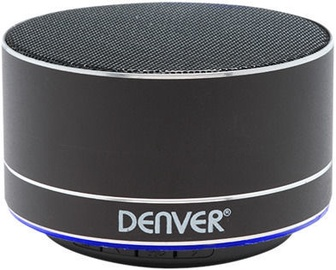 Belaidė kolonėlė Denver BTS-32 Bluetooth Speaker Black