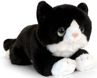 Keel Toys Cuddle Kitten Black 32cm