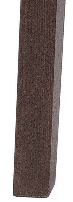 Стул для столовой Black Red White Ultra White, 1 шт.