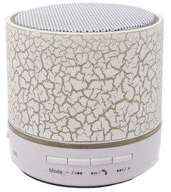 JamBox Quake Bluetooth Speaker White