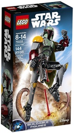 Конструктор LEGO Star Wars Boba Fett 75533 75533, 144 шт.