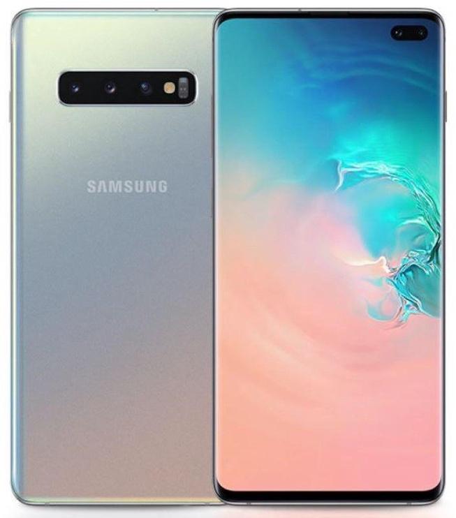 Samsung SM-G975F Galaxy S10 Plus 128GB Dual Prism Silver