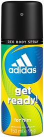 Adidas Get Ready! 150ml Deodorant Spray