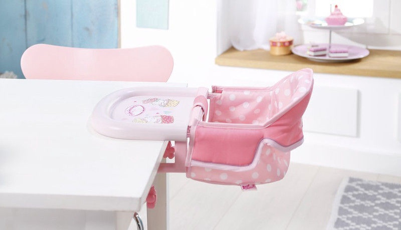 Zapf Creation Baby Annabell Feeding Chair 701126