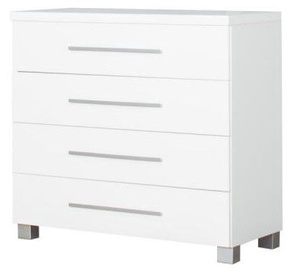 Bodzio Chest Of Drawers Panama PA11 White