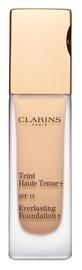 Clarins Everlasting Foundation+ SPF15 30ml 105