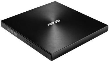 Asus External DVDRW USB 2.0 Bulk Black SDRW-08U7M-U/BLK/G/AS