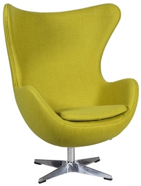 Home4you Armchair Grand Star Yellow