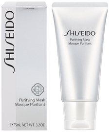 Sejas maska Shiseido Purifying Mask, 75 ml