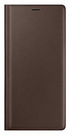 Samsung Leather View Case For Samsung Galaxy Note 9 Brown