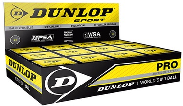 Dunlop 700108 Squash Ball PRO 12pcs