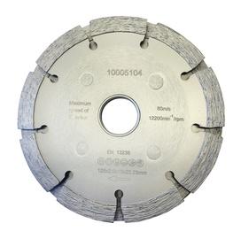 Dimanta griezējdisks Cedima EC-78, 125x2,0x22mm