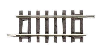 Piko Track Straight GUE 62 mm 2pcs 55207