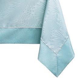 AmeliaHome Gaia Tablecloth PPG Retro Blue 140x320cm