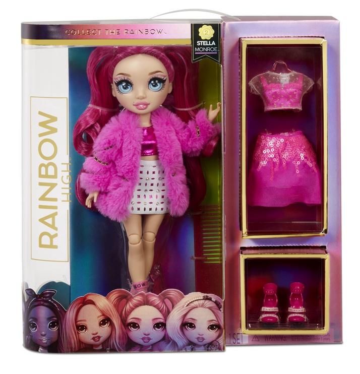 Lelle MGA Rainbow High Fashion Doll 572121