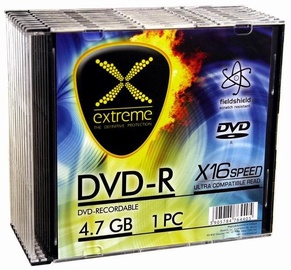Esperanza 1167 Extreme 16x 4.7GB Slim Jewel Case 10pcs