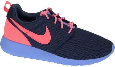 Nike Running Shoes Roshe One Gs 599729-408 Blue 38.5