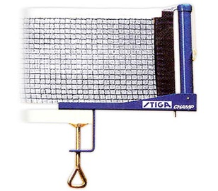 Stalo teniso tinklelis Stiga Champ 6360-00