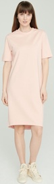 Audimas Stretch Short Sleeves Dress Pink M
