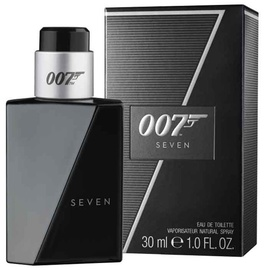 James Bond 007 Seven 30ml EDT