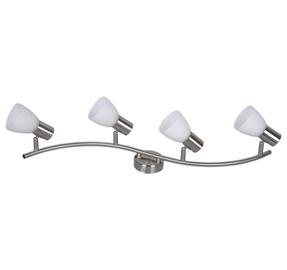 Kryptinis šviestuvas Dasi-4S/AS-8017-04-6276, 4X40W, E14