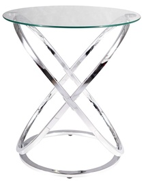 Signal Meble Eos C Coffee Table Chrome