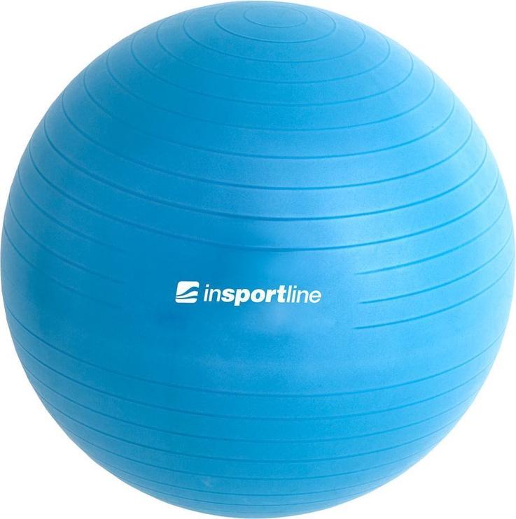 inSPORTline Gymnastics Ball 75cm Blue