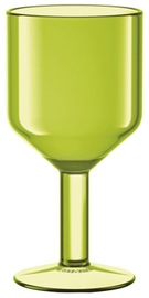 ViceVersa The Good Times Wine Glass Green