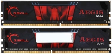 Atmintis G.SKILL Aegis 16GB 3000MHz CL16 DDR4 DIMM KIT OF 2 F4-3000C16D-16GISB