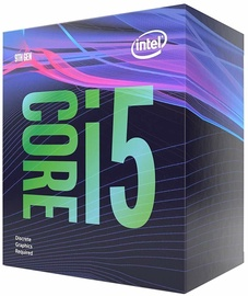 Procesors Intel® Core™ i5-9600KF 3.7GHz 9MB BOX BX80684I59600KF