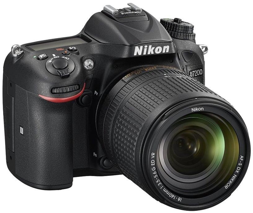 Nikon D7200 KIT+AF-S DX 18-140 f/3.5-5.6G ED VR