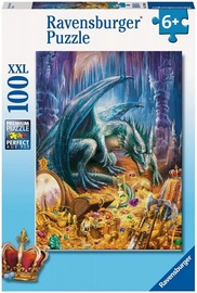 Ravensburger XXL Puzzle Dragon In The Cave 100pcs 12940