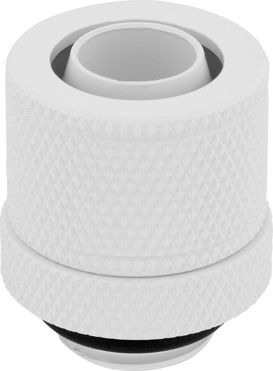 Corsair Hydro X Series XF Compression 10/13mm ID/OD Fitting Four Pack White