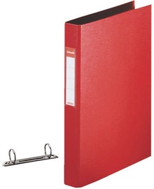 Esselte Folder 2 Rings 4cm Red