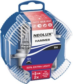 Neolux N472EL Extra Light 60/55W 12V 2pcs