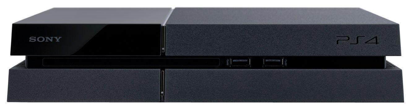 Sony Playstation 4 (PS4) 500GB Black + 1 Dualshock ...