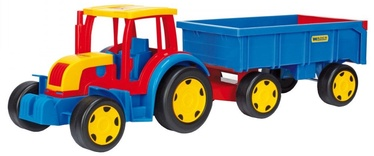 Wader Gigant Tractor And Trailer Set 66100