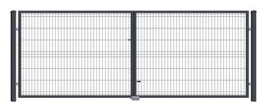 Vartai, 400 x 150 cm